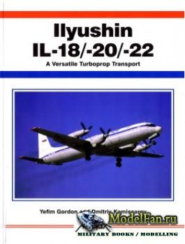 Aerofax - Ilyushin IL-18/-20/-22: A Versatile Turboprop Transport