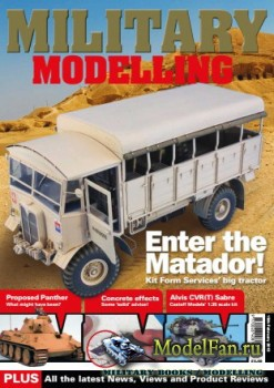 Military Modelling Vol.43 No.2 (February 2013)