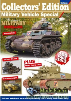 Military Modelling Vol.43 No.3 (March 2013) - Military Vehicle Special
