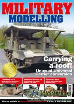 Military Modelling Vol.43 No.9 (August 2013)