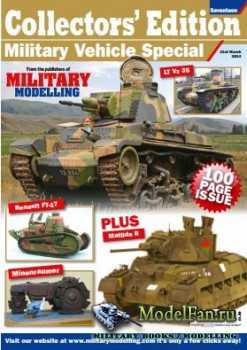 Military Modelling Vol.44 No.4 (March 2014) - Military Vehicle Special