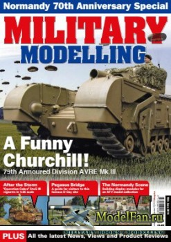 Military Modelling Vol.44 No.7 (June 2014) - Normandy 70th Anniversary Special