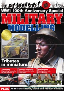 Military Modelling Vol.44 No.9 (August 2014) - WW1 100th Anniversary Special