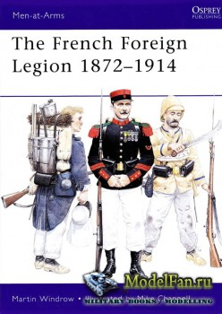 Osprey - Men at Arms 461 - The French Foreign Legion 1872-1914