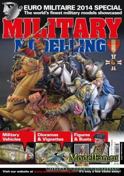 Military Modelling Vol.44 No.12 (November 2014) - Euro Militaire 2014 Special