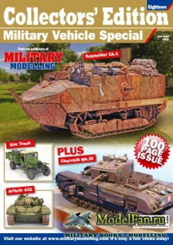 Military Modelling Vol.45 No.4 (April 2015) - Military Vehicle Special