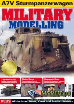 Military Modelling Vol.45 No.7 (June 2015)