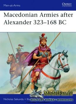 Osprey - Men at Arms 477 - Macedonian Armies after Alexander 323-168 BC