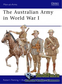 Osprey - Men at Arms 478 - The Australian Army in World War I