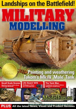 Military Modelling Vol.45 No.11 (October 2015)