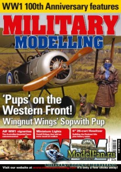 Military Modelling Vol.46 No.3 (March 2016)