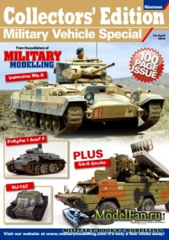 Military Modelling Vol.46 No.4 (April 2016) - Military Vehicle Special