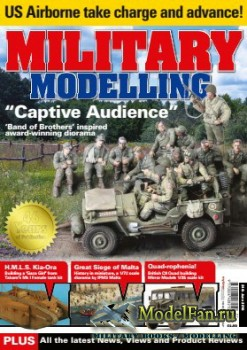 Military Modelling Vol.46 No.7 (June 2016)