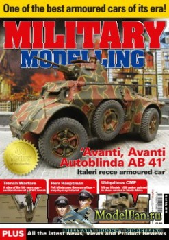 Military Modelling Vol.46 No.8 (July 2016)