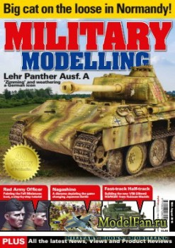 Military Modelling Vol.46 No.9 (August 2016)