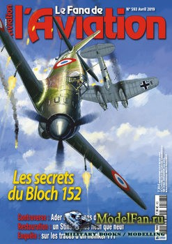 Le Fana de L'Aviation №4 2019 (593)
