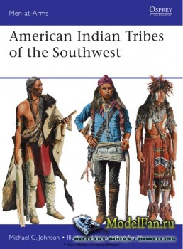 Osprey - Men at Arms 488 - American Indian Tribes of the Southwest