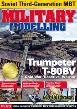 Military Modelling Vol.47 No.8 (July 2017)
