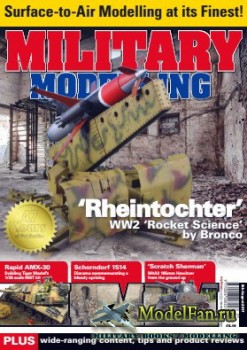Military Modelling Vol.47 No.9 (August 2017)