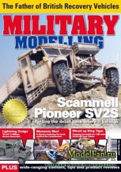 Military Modelling Vol.47 No.11 (October 2017)