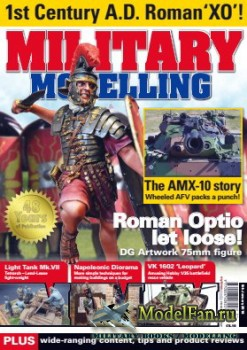 Military Modelling Vol.48 No.1 (January 2018)