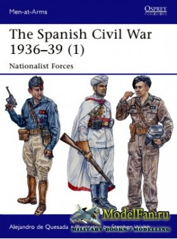 Osprey - Men at Arms 495 - The Spanish Civil War 1936-1939 (1): Nationalist ...
