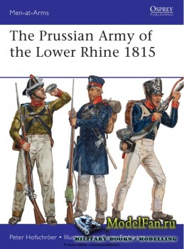 Osprey - Men at Arms 496 - The Prussian Army of the Lower Rhine 1815