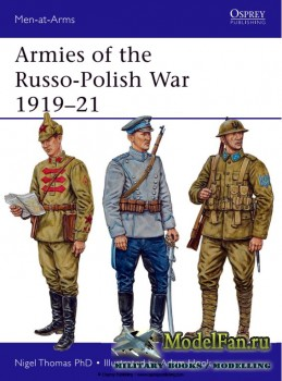 Osprey - Men at Arms 497 - Armies of the Russo-Polish War 1919-1921