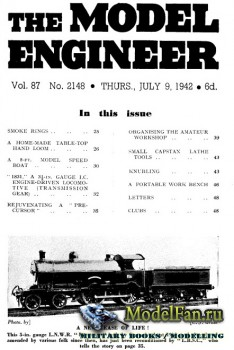 Model Engineer Vol.87 No.2148 (9 July 1942)