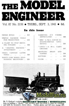 Model Engineer Vol.87 No.2156 (3 September 1942)