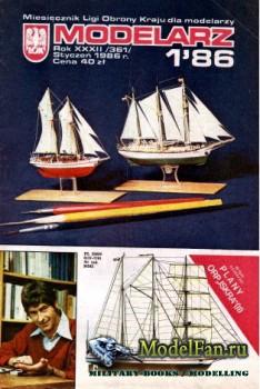 Modelarz 1/1986
