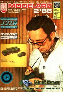 Modelarz 2/1986
