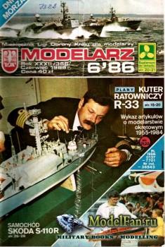 Modelarz 6/1986