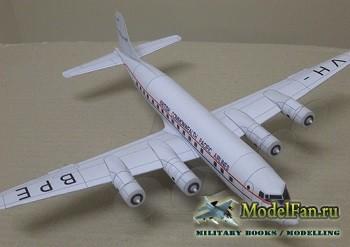 Bruno VanHecke, Rata - Douglas DC-6B BCPA 'Resolution'