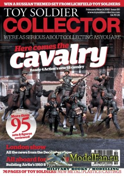 Toy Soldier Collector (February/March 2018) Issue 80