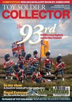 Toy Soldier Collector (April/May 2018) Issue 81