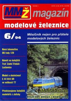Magazin Modelove Zeleznice 6/1994