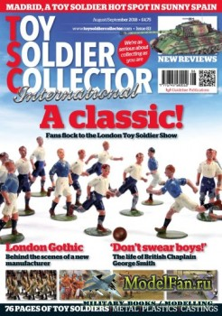 Toy Soldier Collector (August/September 2018) Issue 83