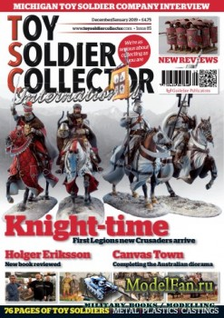 Toy Soldier Collector (December 2018/January 2019) Issue 85