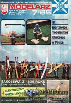 Modelarz 7/1986