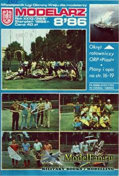 Modelarz 8/1986