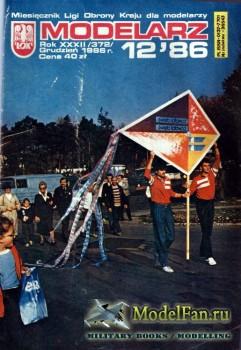 Modelarz 12/1986
