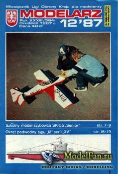 Modelarz 12/1987