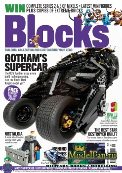 Blocks Issue 1 (November 2014)