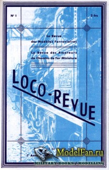 Loco-Revue №1 (March 1937)