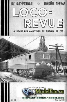 Loco-Revue №111 (December 1952)