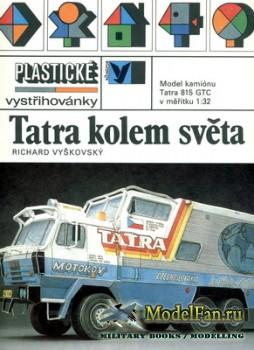Albatros - Tatra 815 GTC kolem sveta