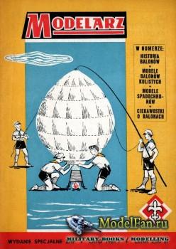 Modelarz - Wydanie Specjalne (Lato 1961)