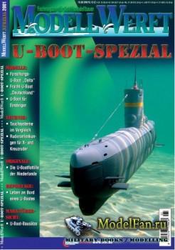 ModellWerft - U-Boot (Spezial 2001)