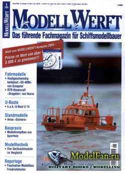ModellWerft 1/2009
